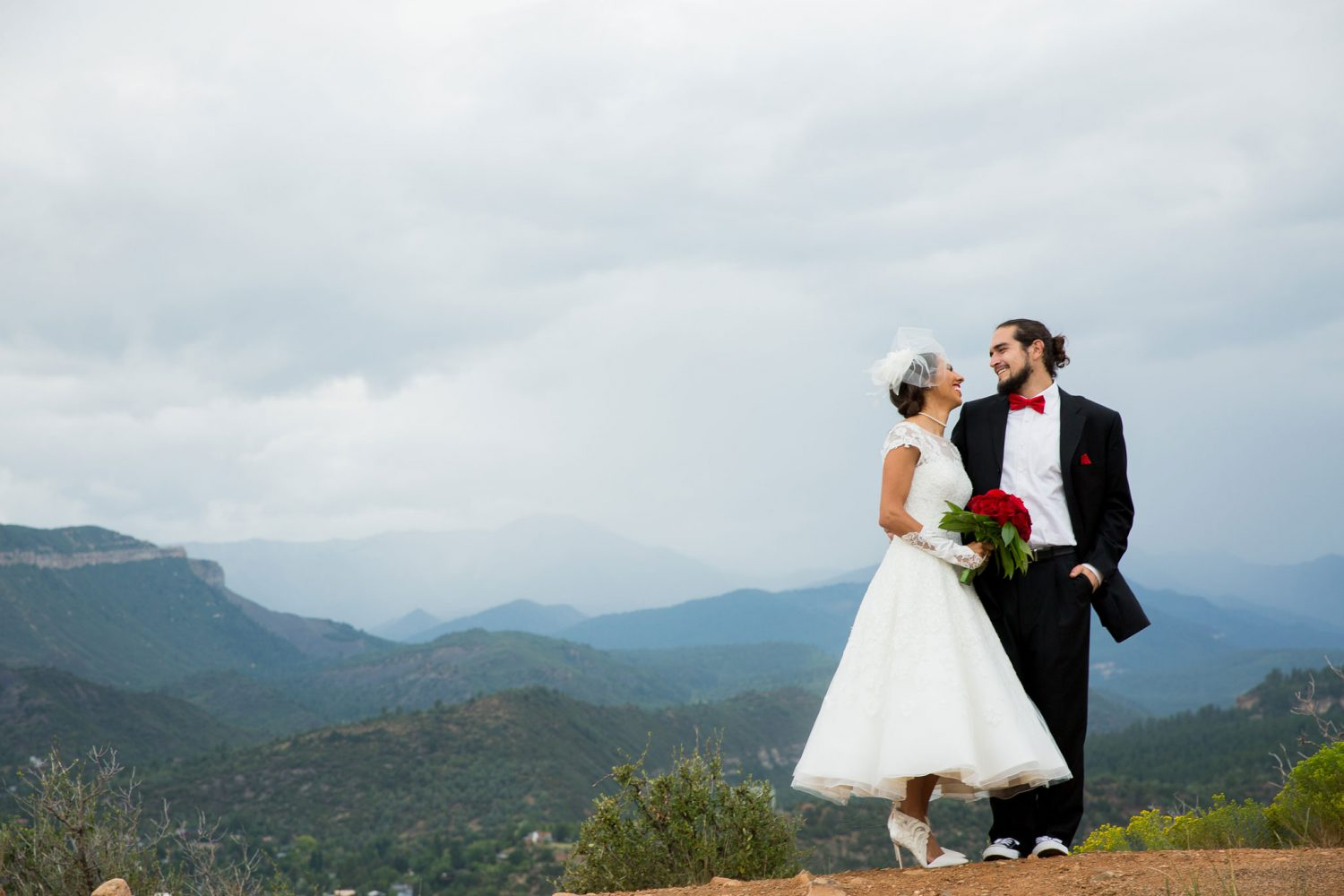 A Vintage Destination Wedding at The Historic Strater Hotel