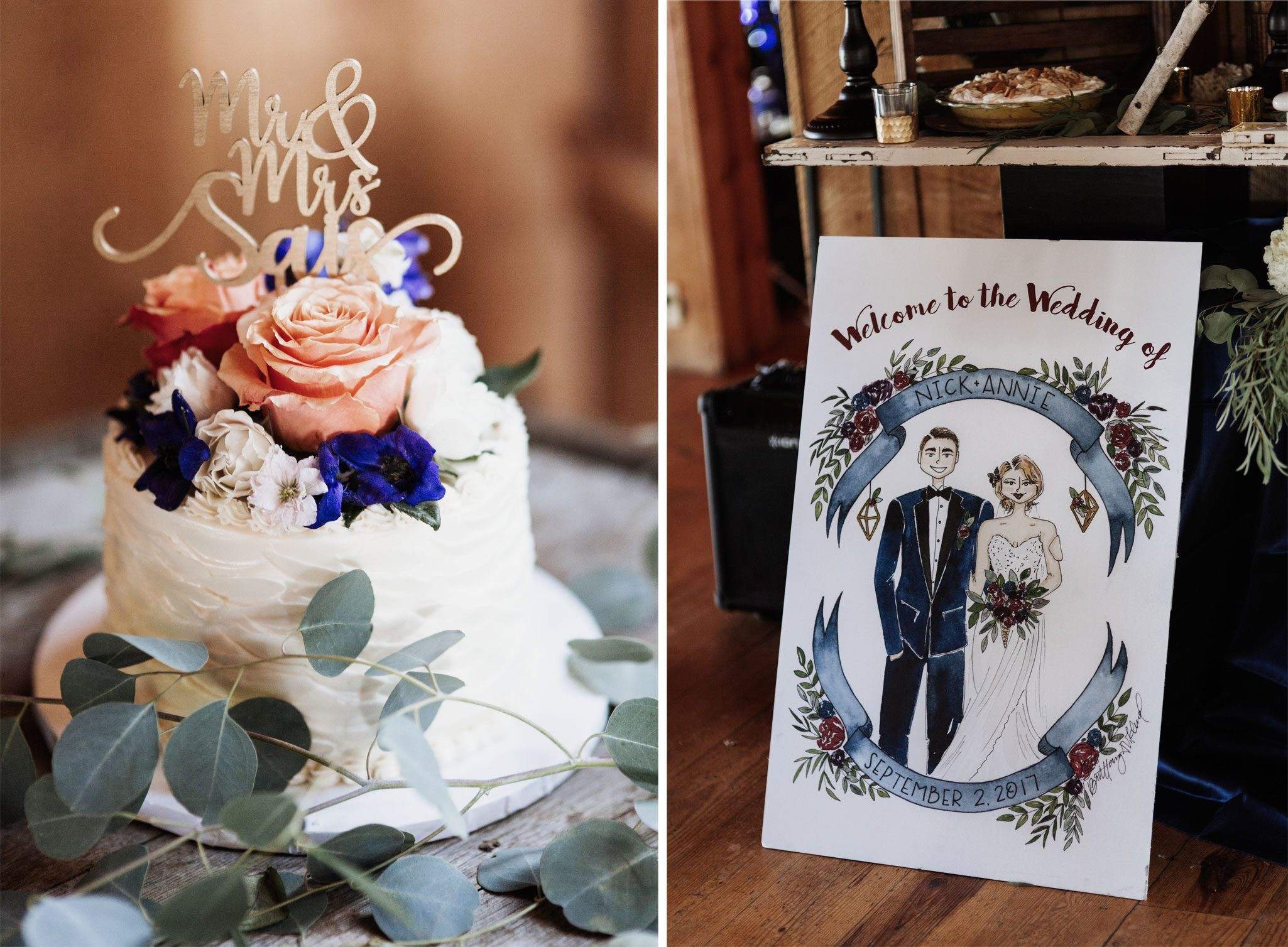 A Whimsical Dream Wedding at Ridgewood