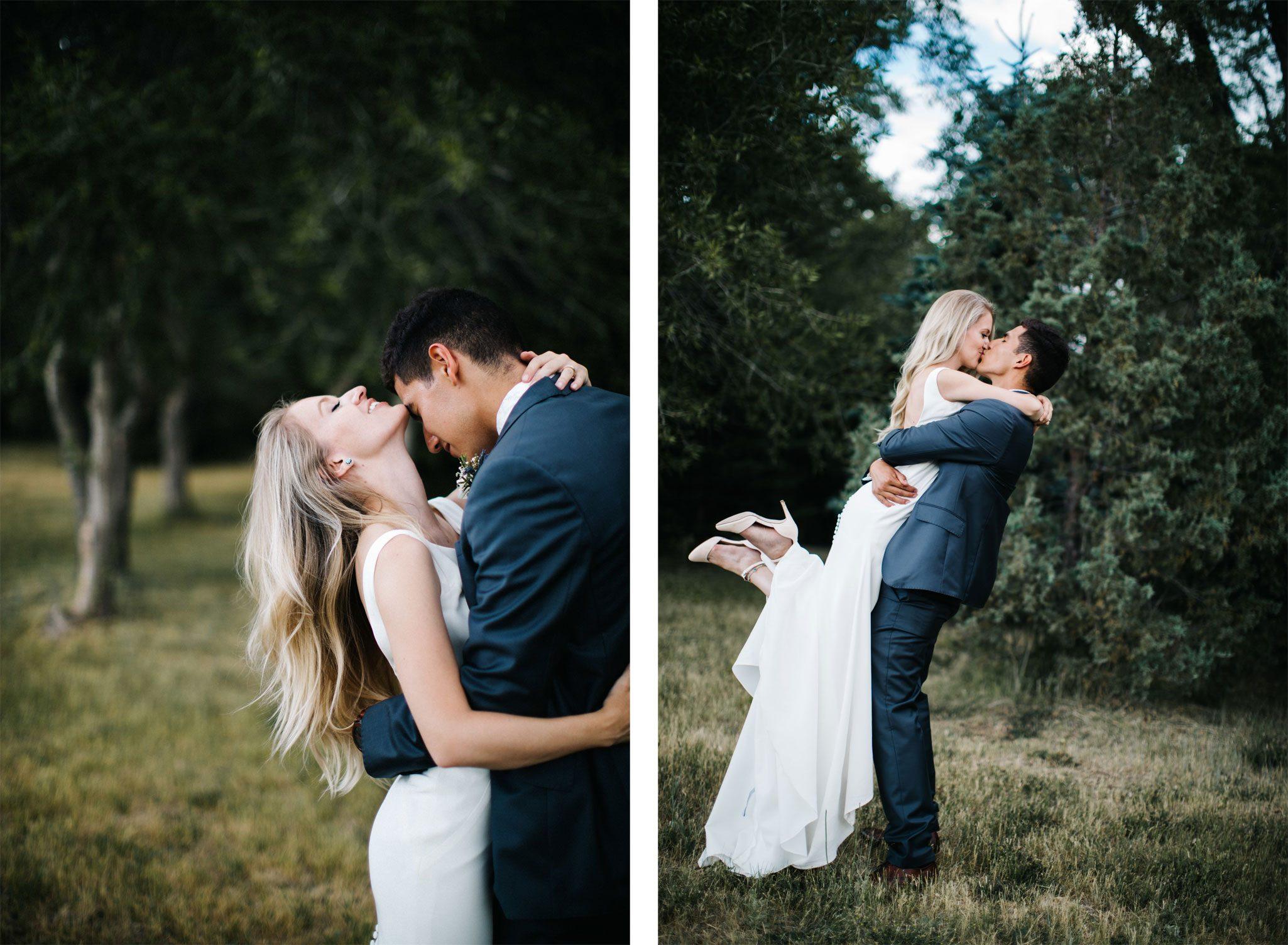 A Romantic Garden Wedding in Durango, Colorado