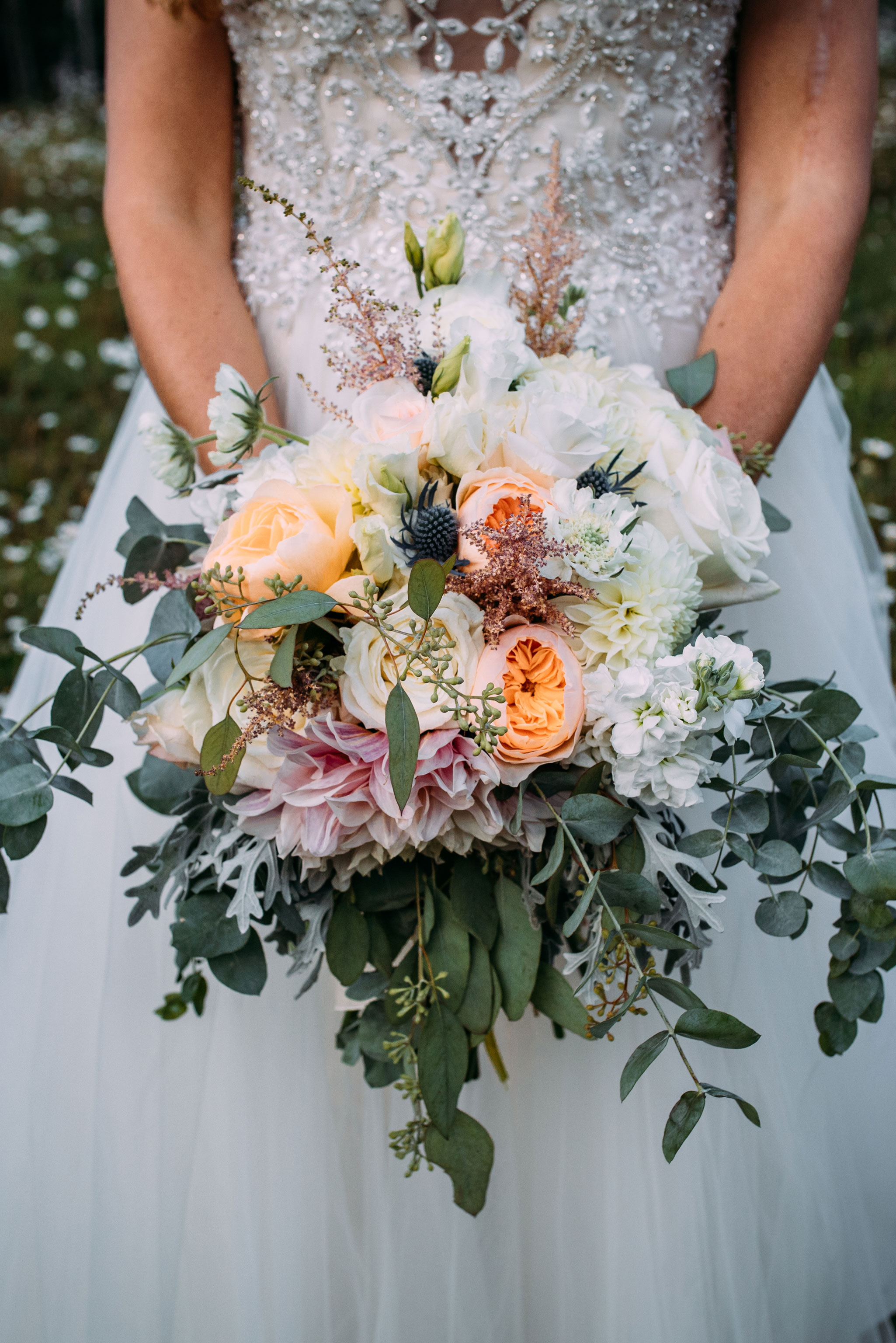 9 Gorgeous Floral Bouquets from 2018 Weddings