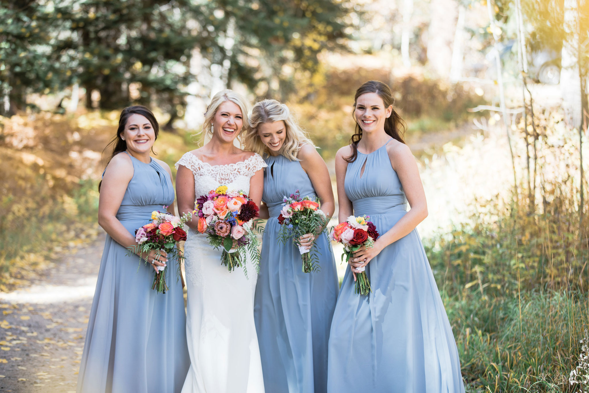 Cascade Village weddings, Durango, Colorado