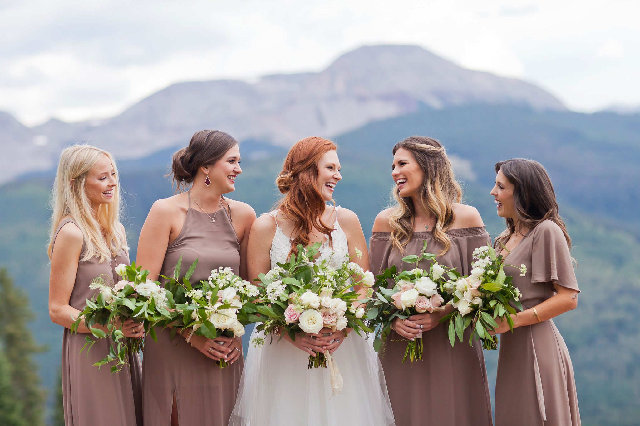 A Modern Mountaintop Destination Wedding at Purgatory Resort, Durango, Colorado