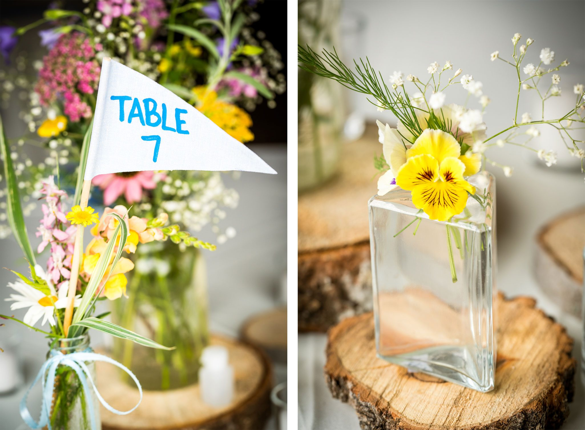 Centerpiece | Weddings at River Bend Ranch, Durango