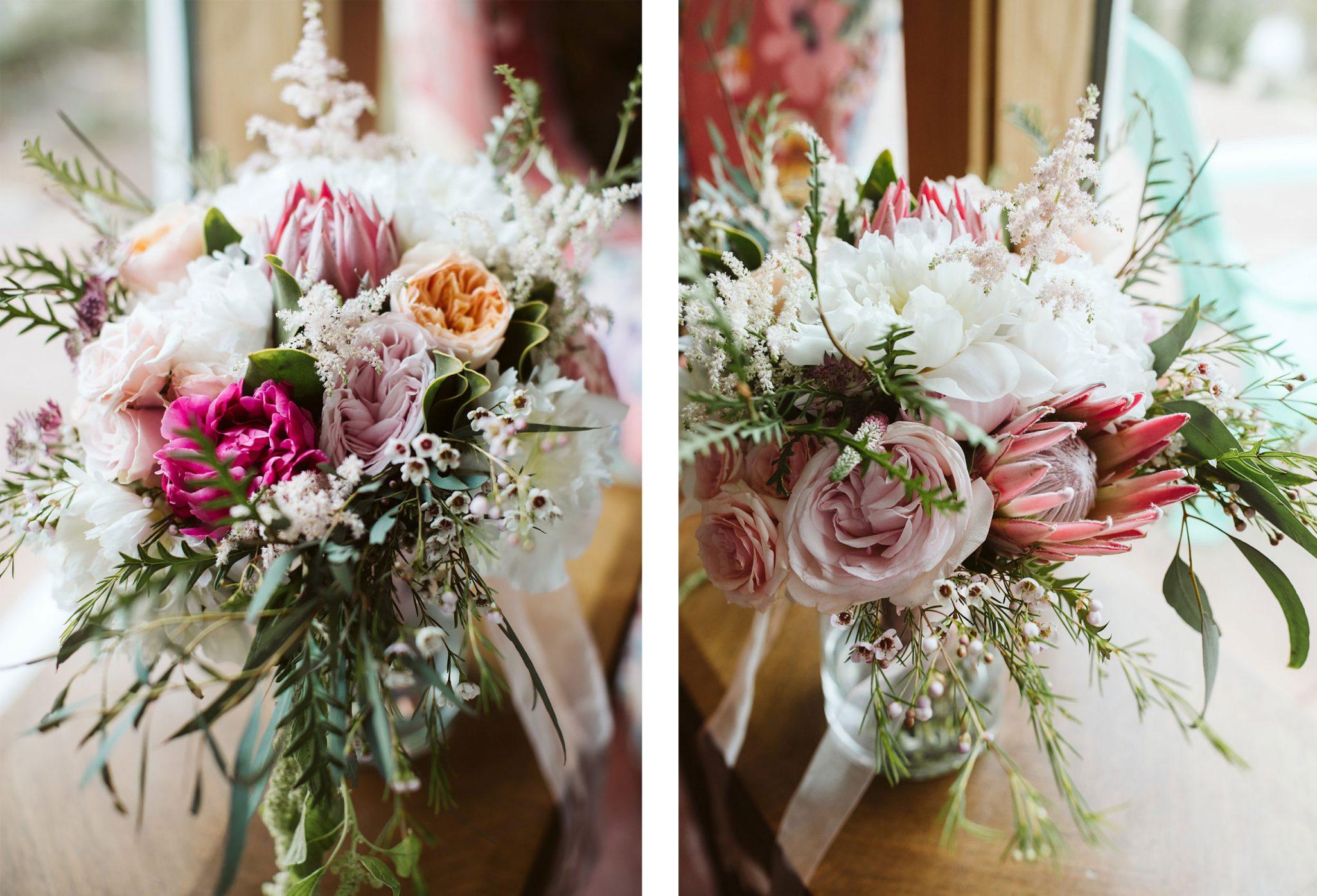 Flowers by April's Garden   A Fun & Personalized Durango Wedding
