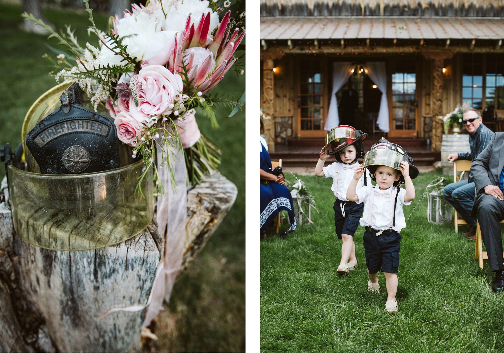 A Fun & Personalized Durango ceremony