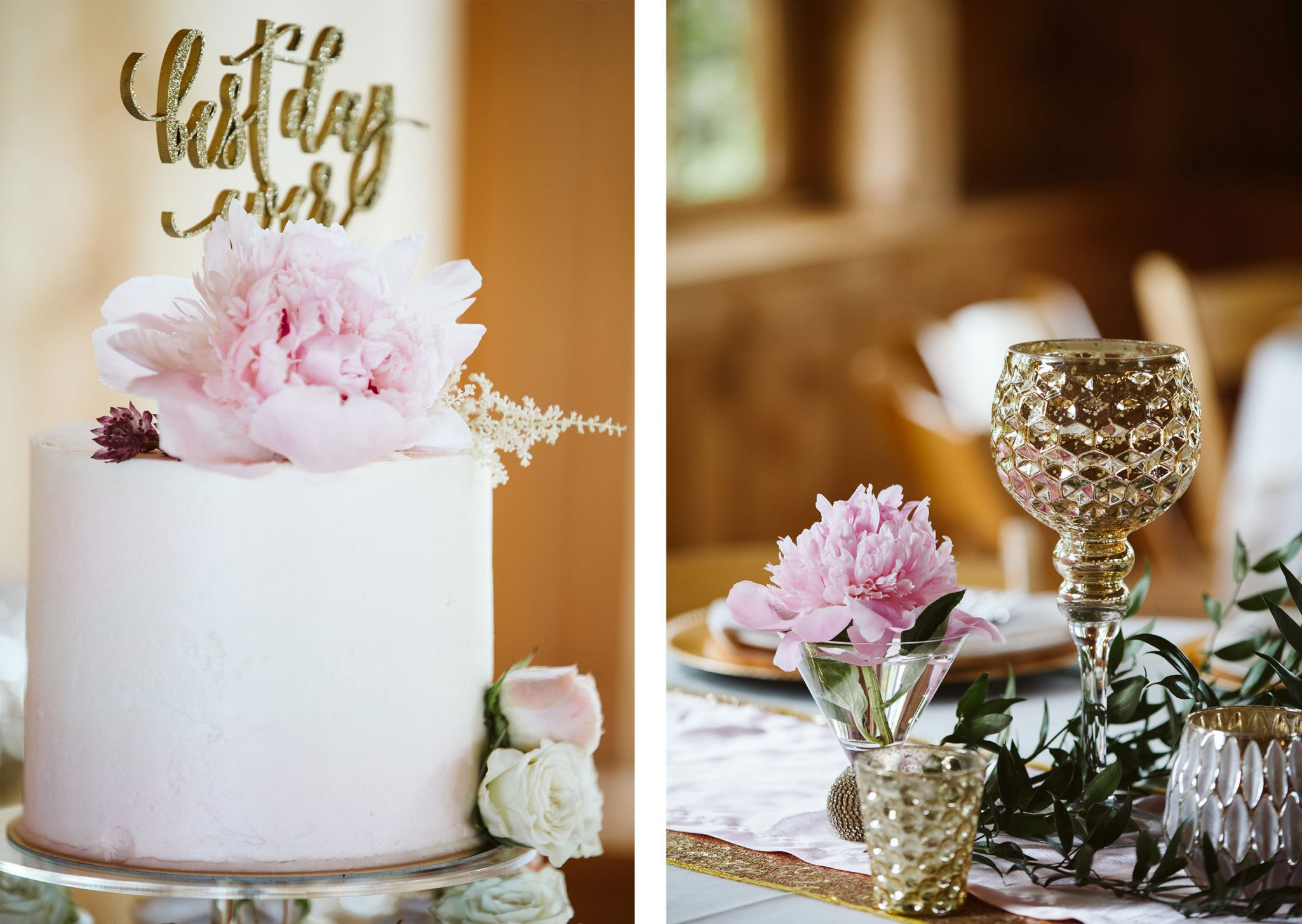 Cake | A Fun & Personalized Durango ceremony at Ridgewood Event Center