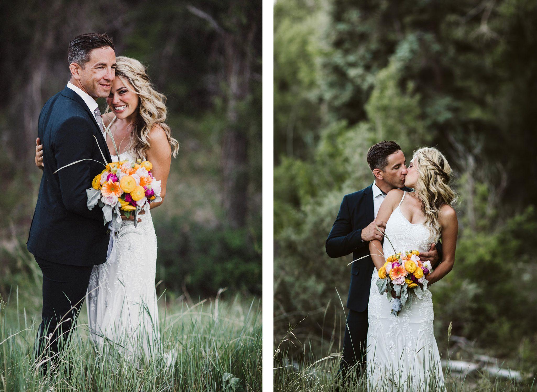 A Whimsical & Joyous Wedding Day in Durango, Colorado