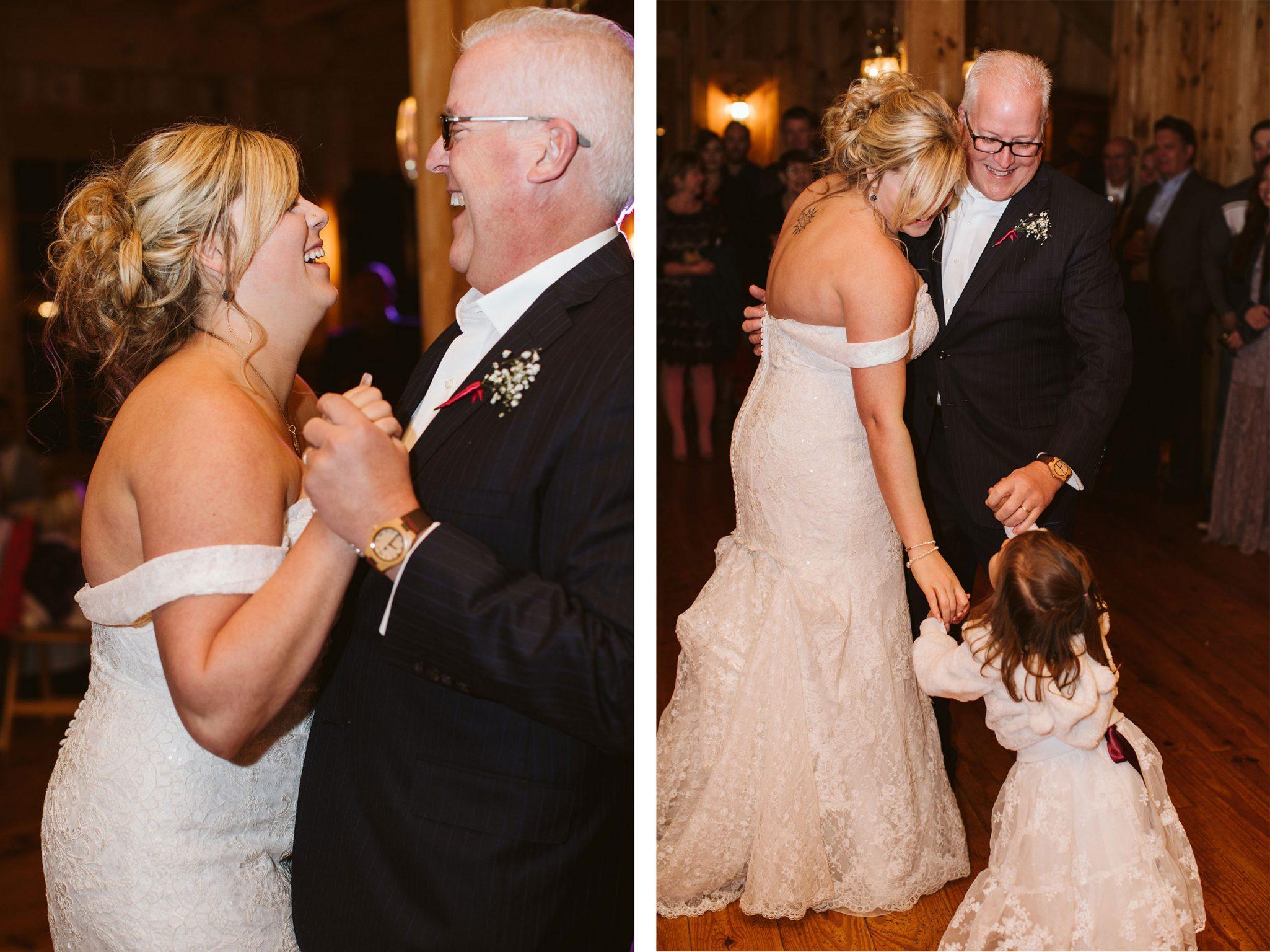 Dancing with dad | Durango Weddings Magazine