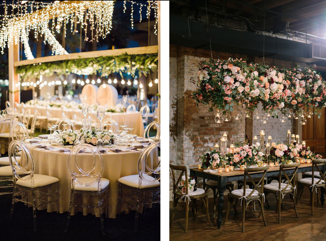 Wedding Trends | Layered Reception Tablescapes