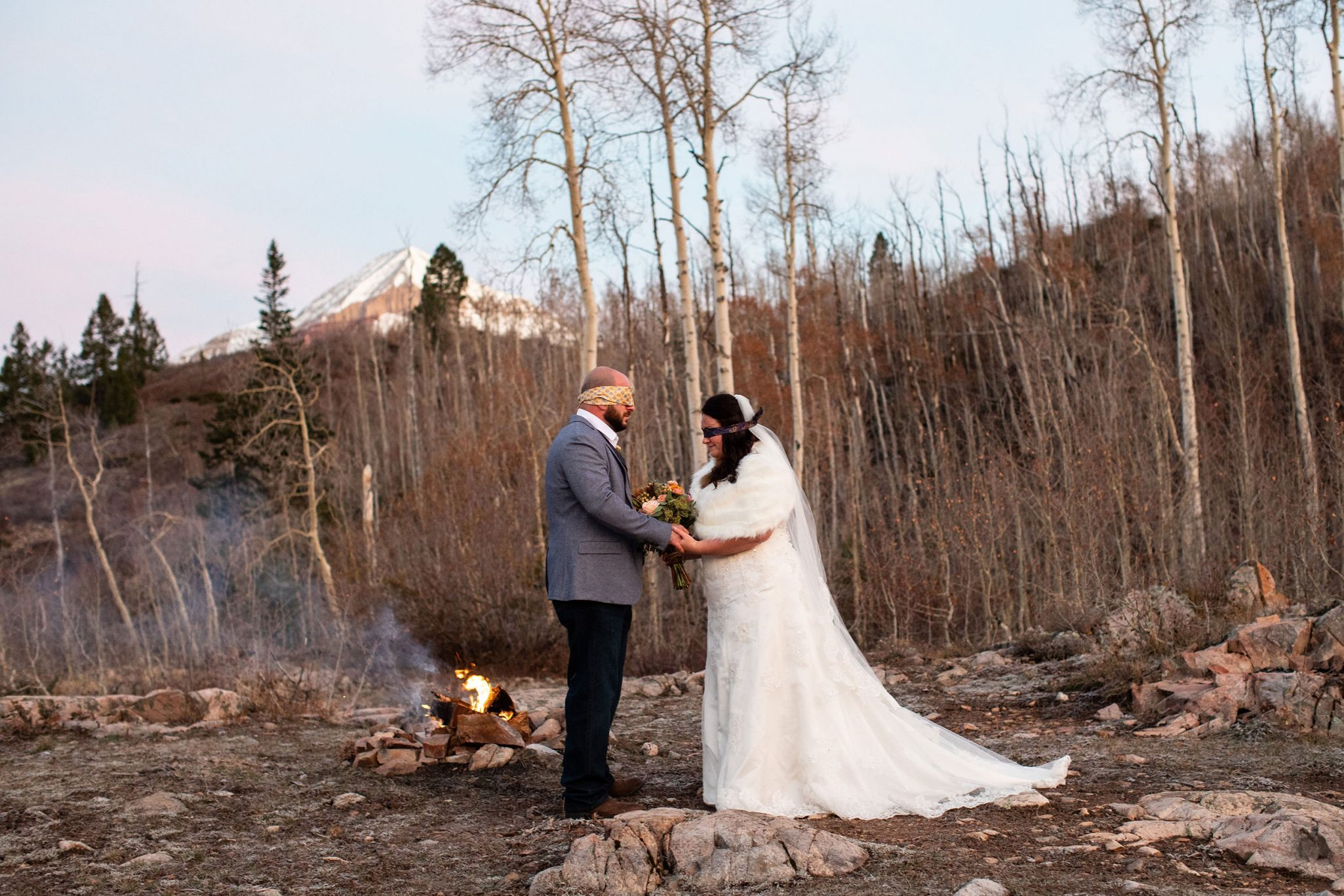 First Look | A Durango Elopement in the Mountains