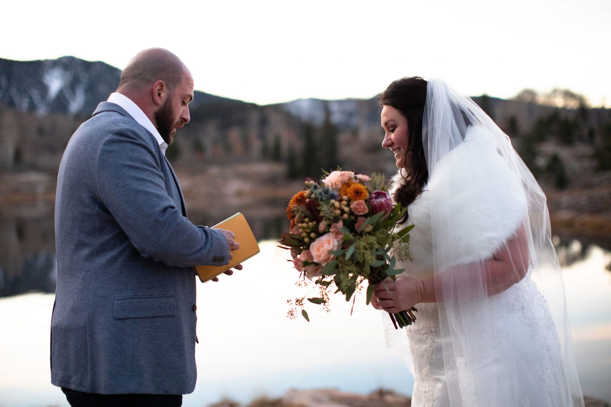 A ceremony in the San Juan Mountains, Durango