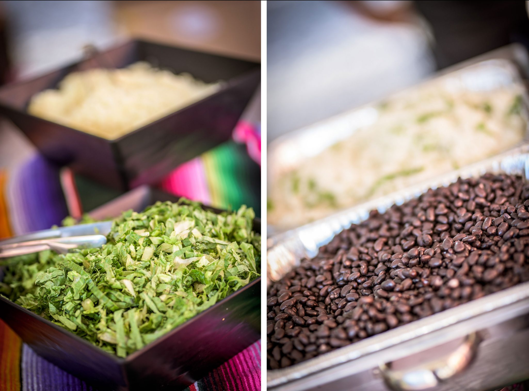 Zia Taqueria catered reception at the Powerhouse Science Museum | Durango Weddings Magazine