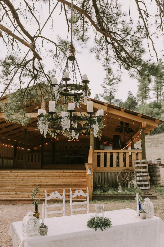 Weddings at Paradise Ranch, Pagosa Springs, Colorad