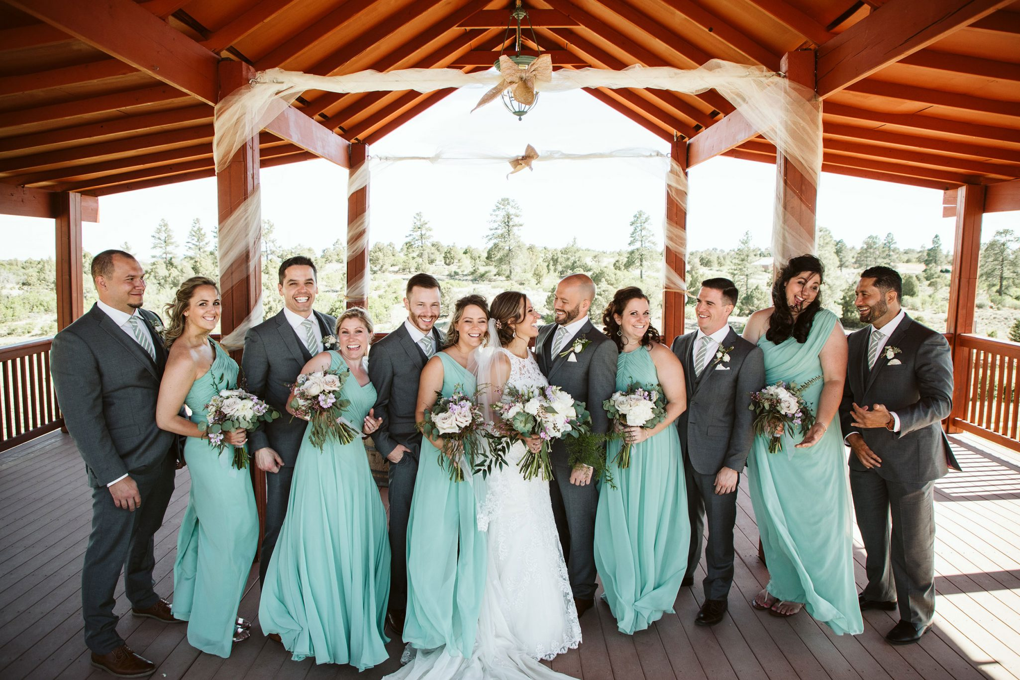 Wedding Party | Durango Weddings Magazine