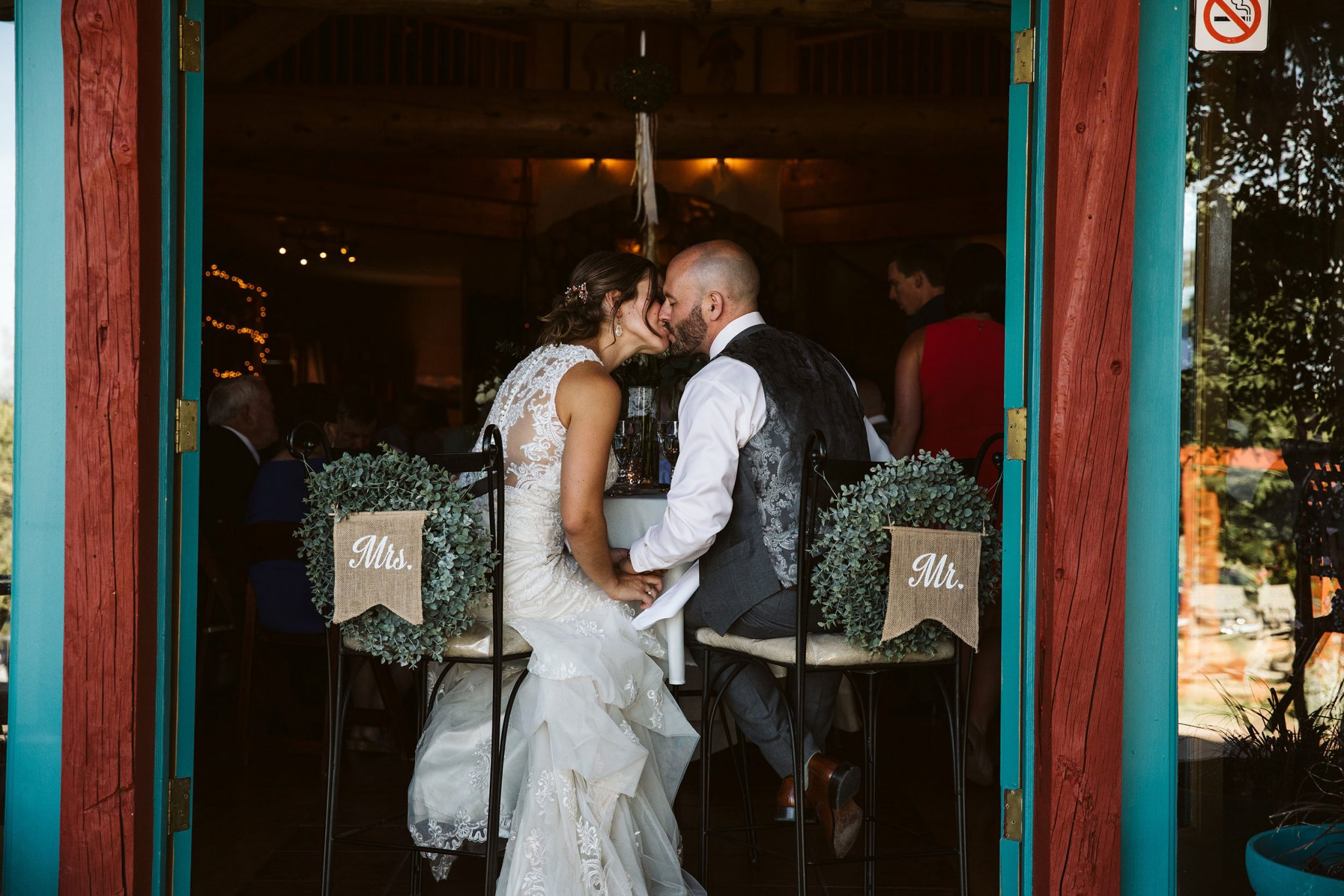 Bride & Groom | Durango Weddings Magazine