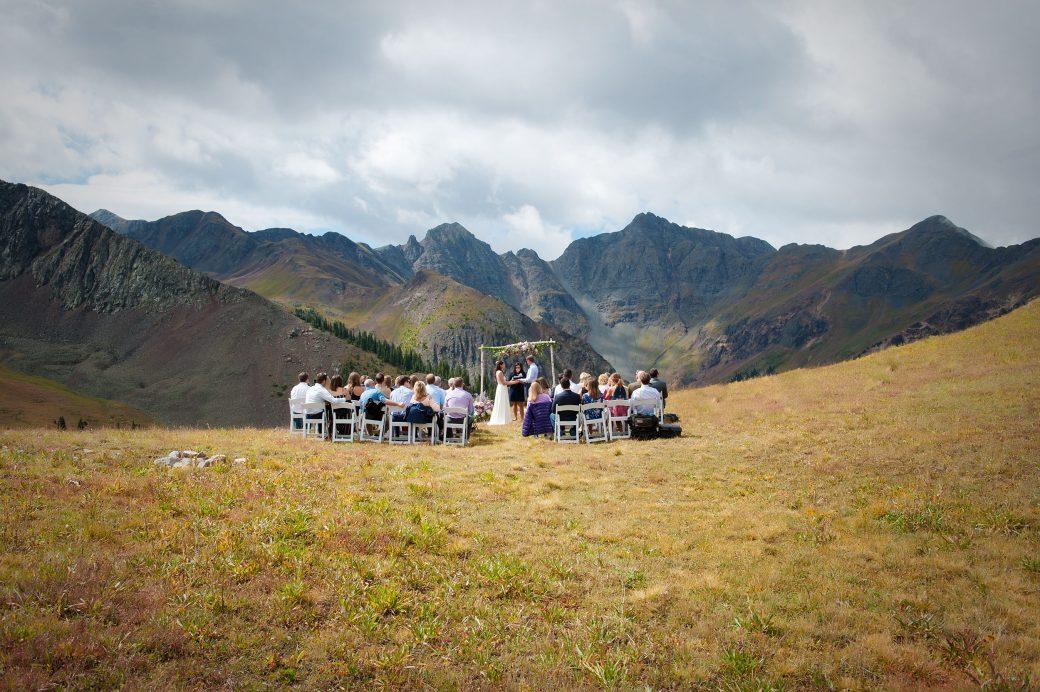 A Mountain Adventure Wedding in Silverton