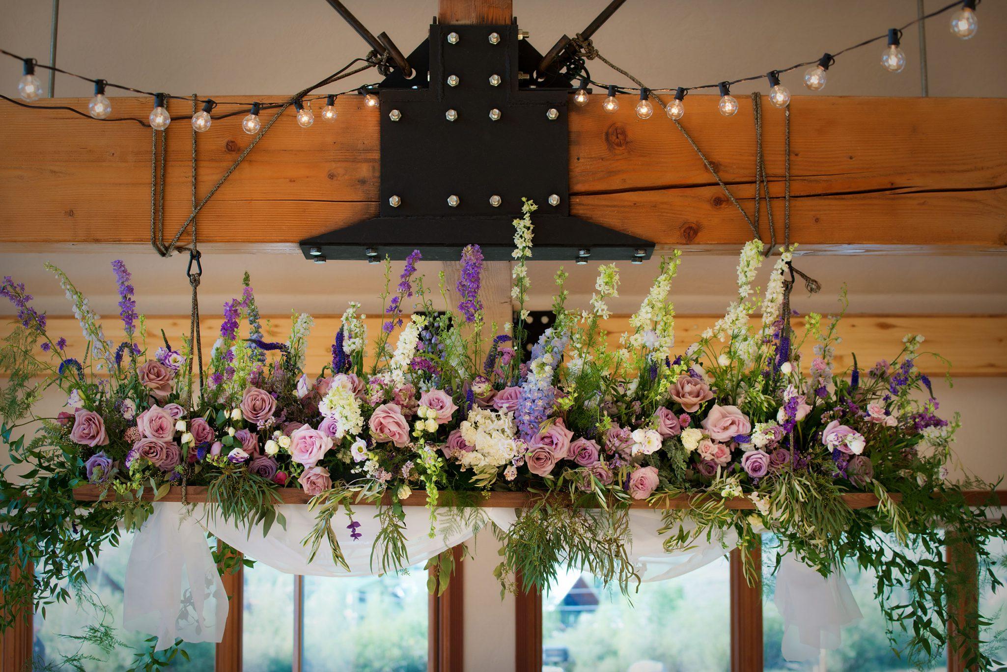 Kendall Mountain Community Center Wedding in Silverton, Colorado