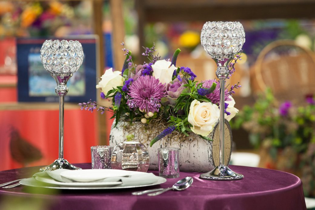 Tablescape by Ridgewood Event Center