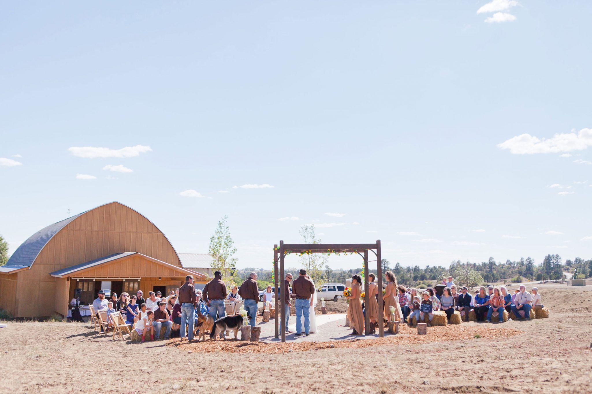 Reising Stage wedding venue   Durango Weddings Magazine