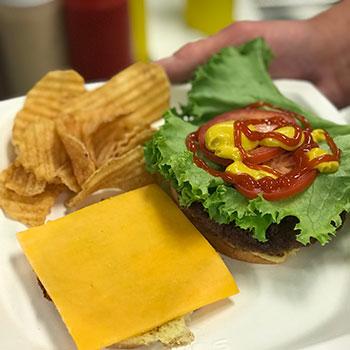 Grassburger Durango mobile food caterer for Durango weddings.
