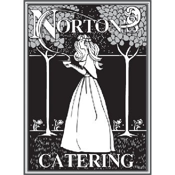 Norton's Catering. Durango Colorado wedding caterer