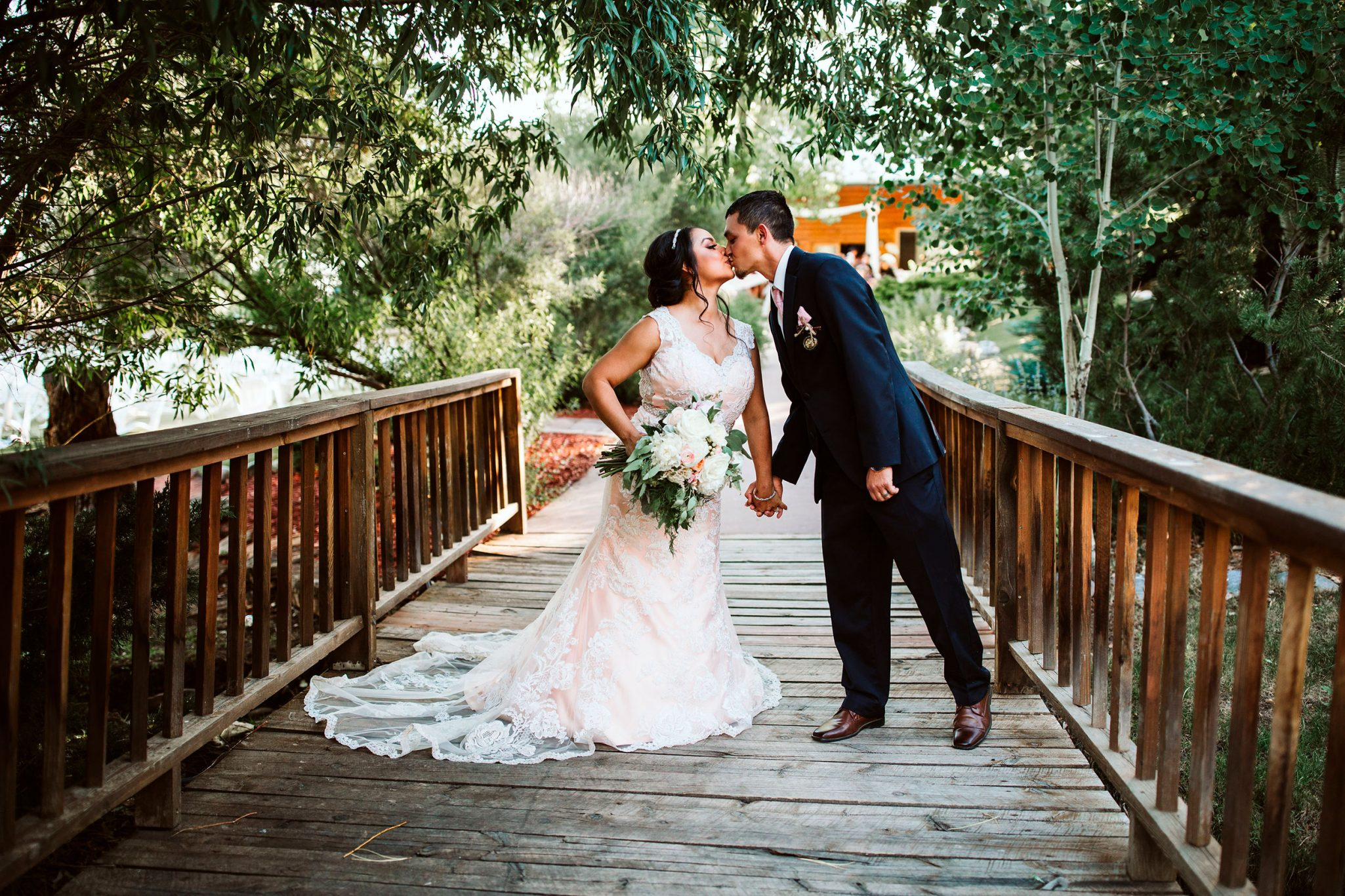 Wedding at Echo Basin Ranch, Durango, Colorado