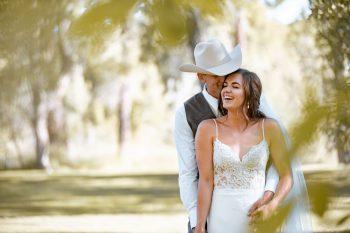 Rustic Durango wedding at Ridgewood Event Center