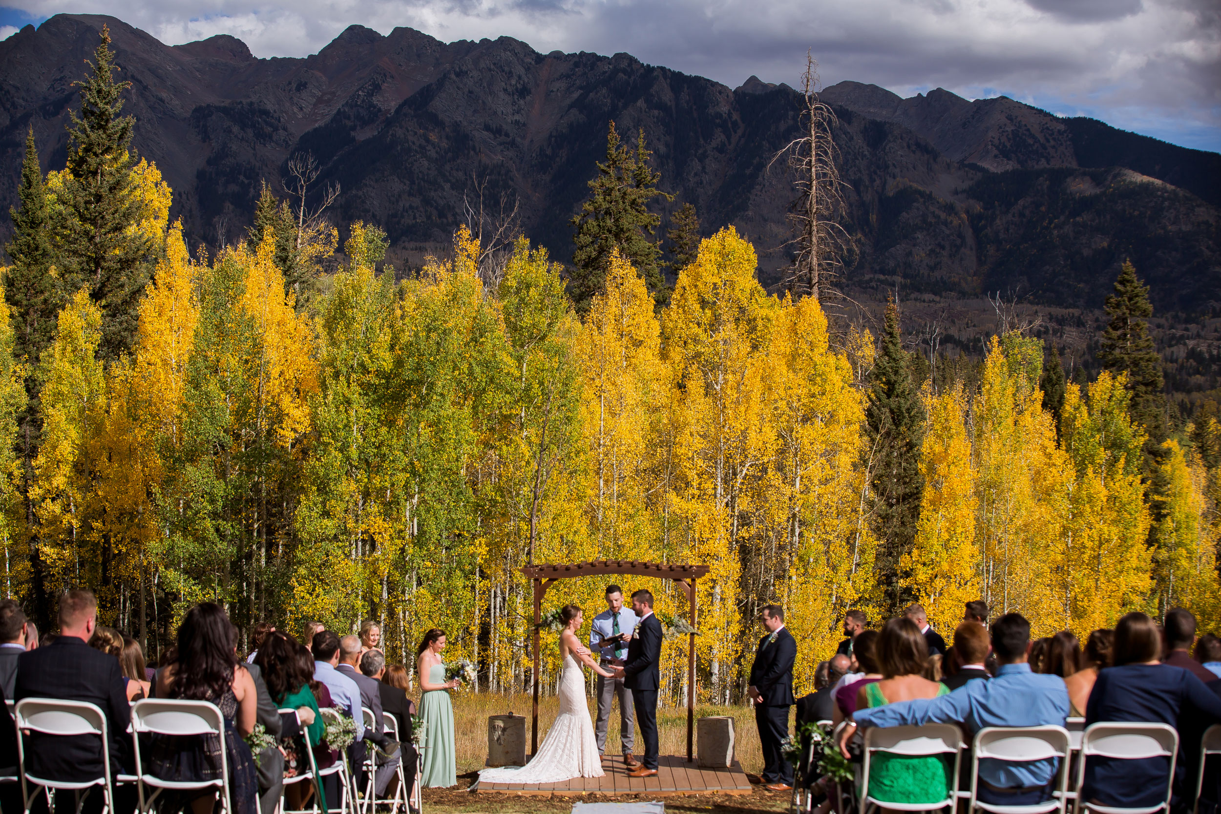 Liz & Jeff's Destination Wedding