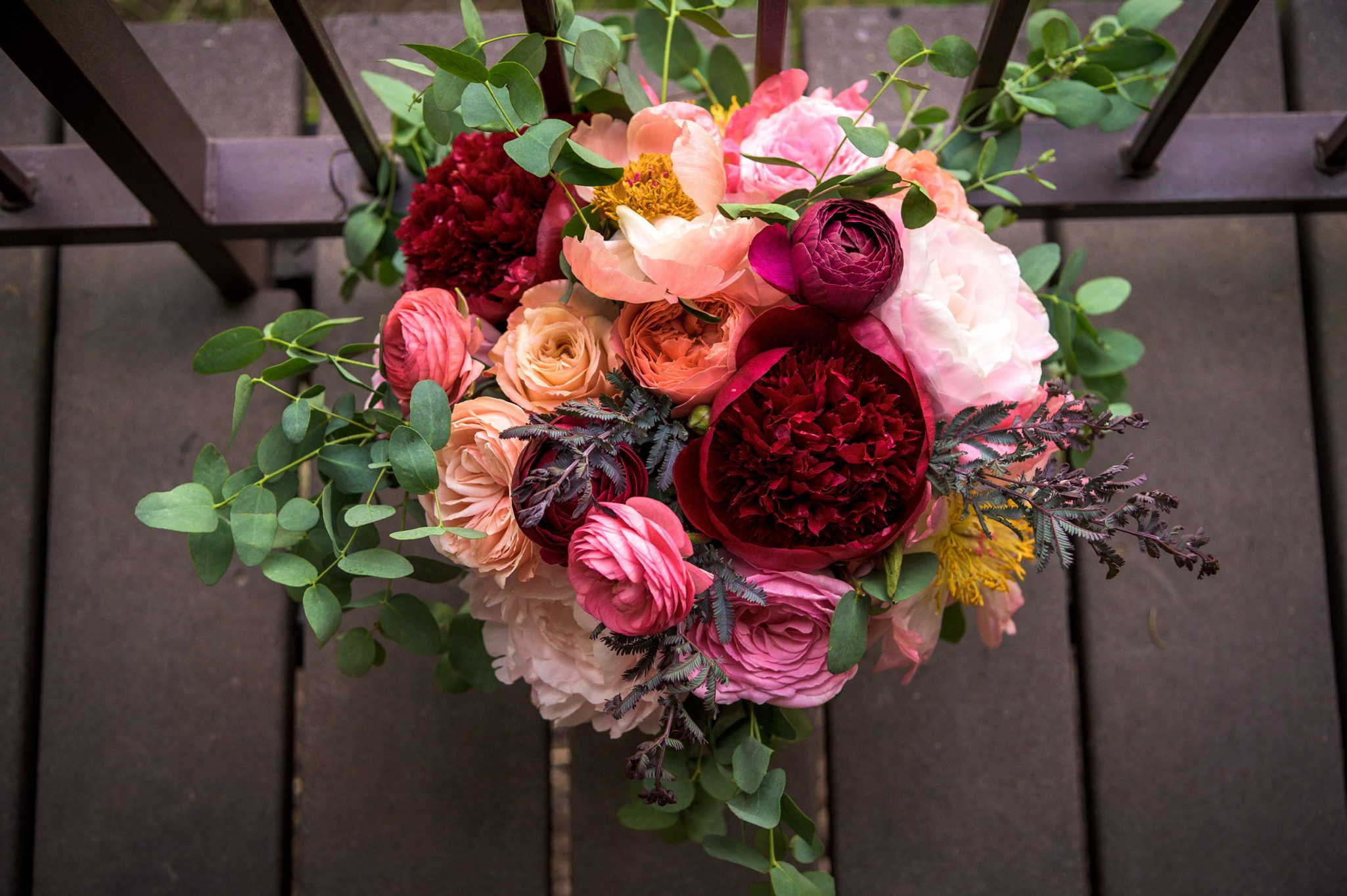 Wedding flowers by Addela Floral, Durango, Colorado