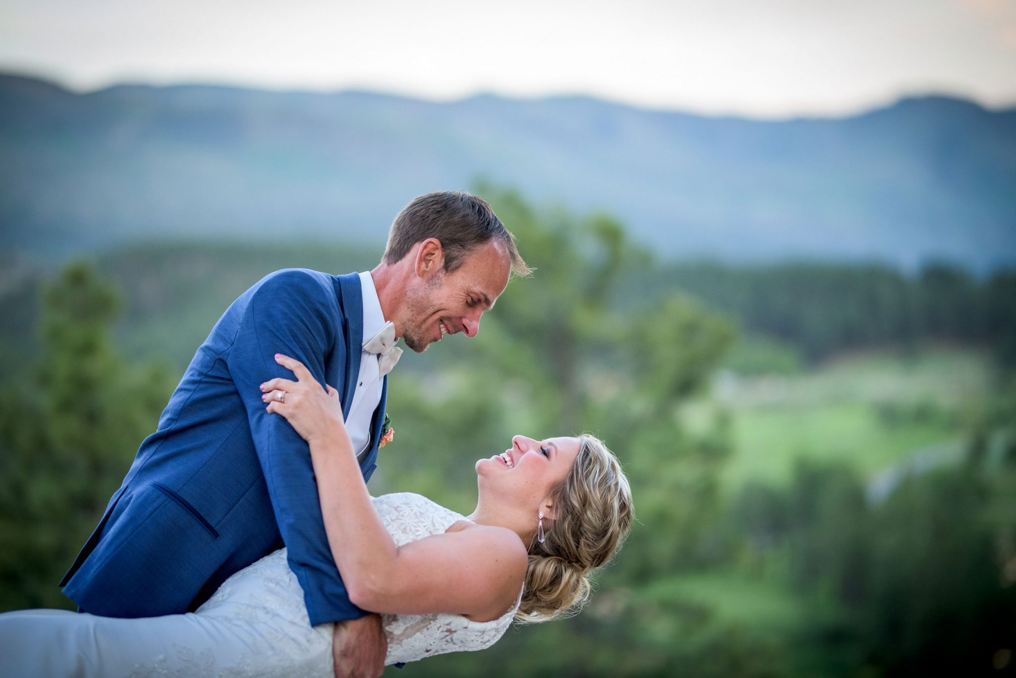 Texans Get Their Dream Mountain Wedding in Durango, Colorado