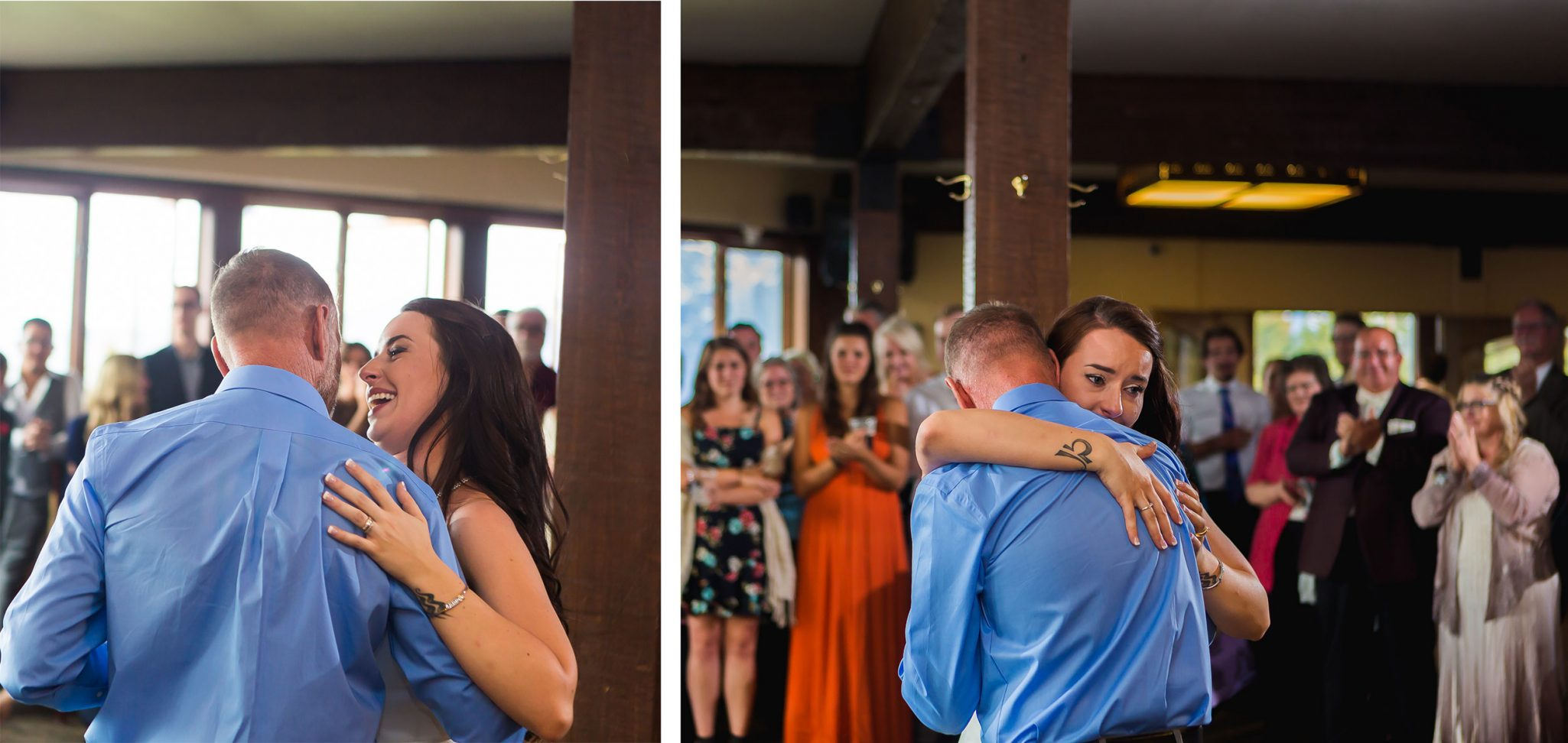 Dancing with dad | Durango Weddings Magazine