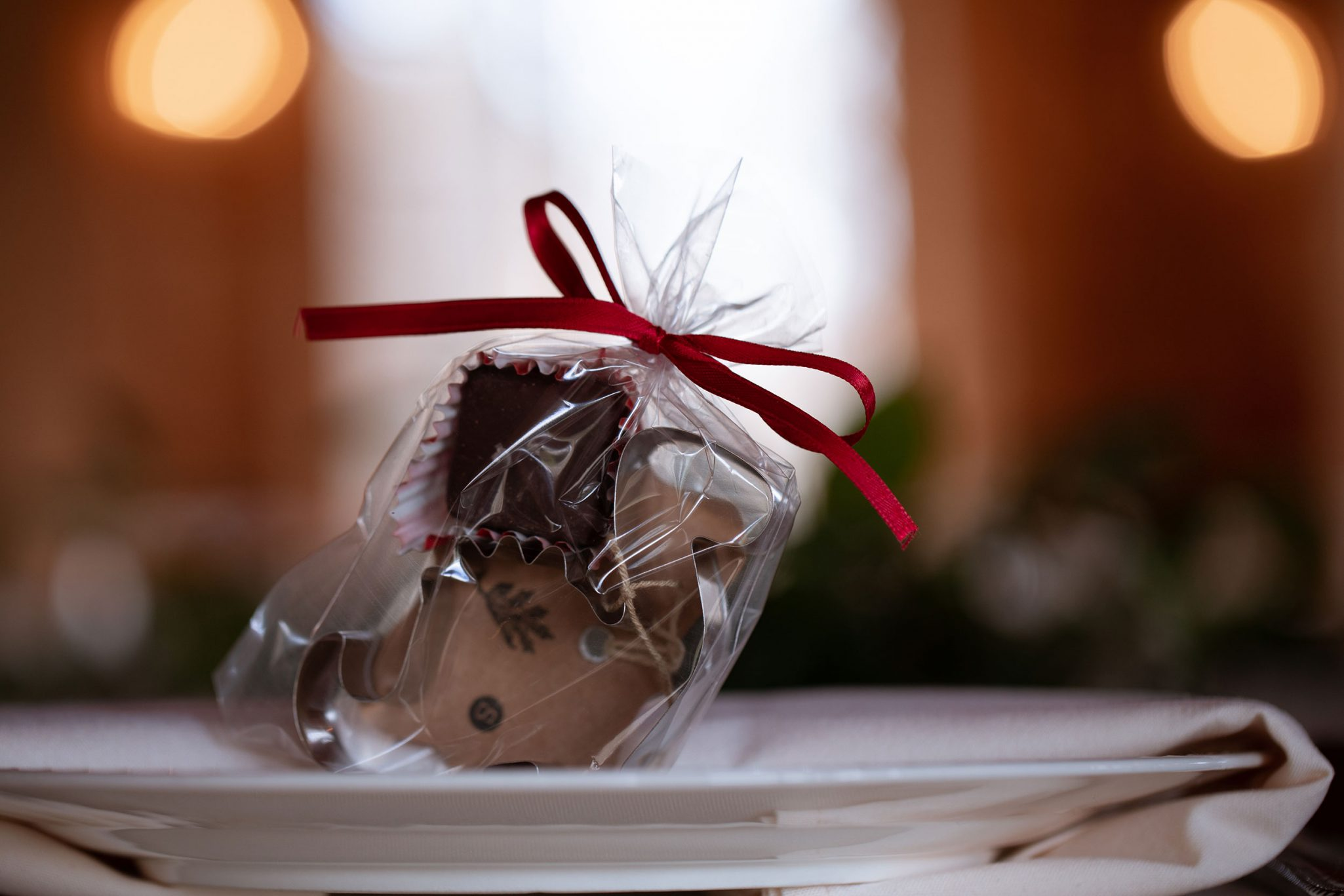 Cookie-cutter favors