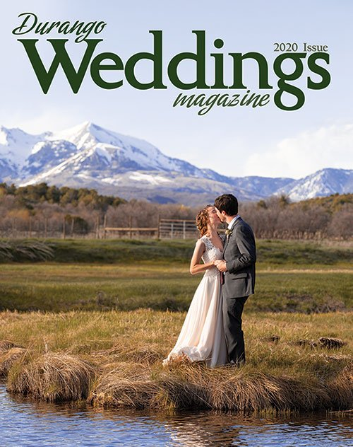 Durango Weddings Magazine 2020 issue