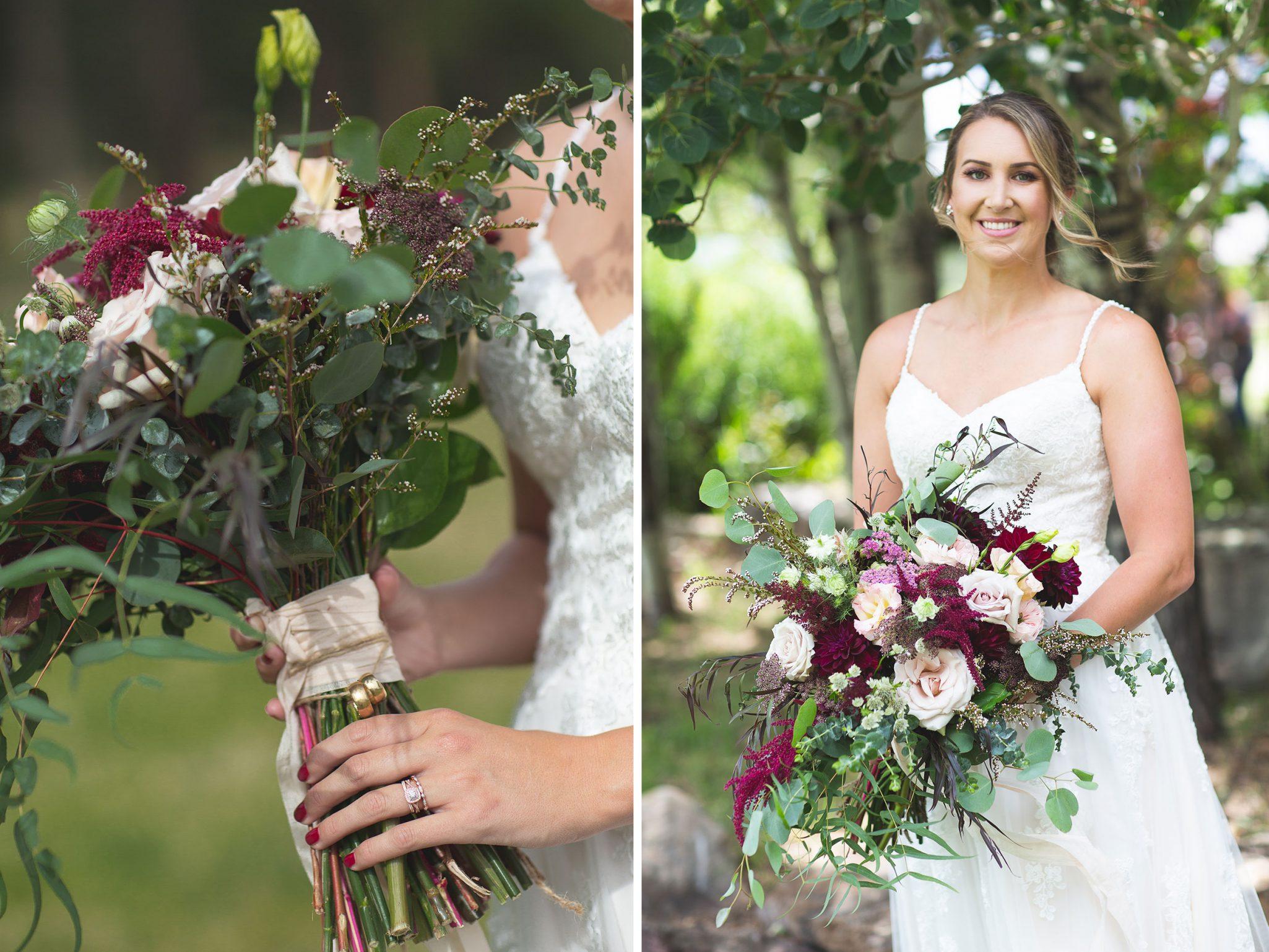 Bouquet by April's Garden Weddings