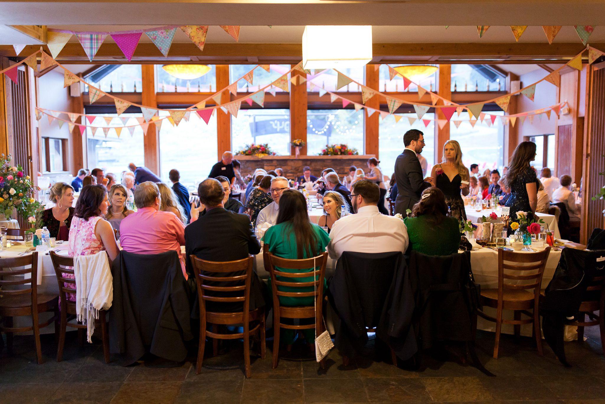 Purgatory Resort wedding venue, Durango
