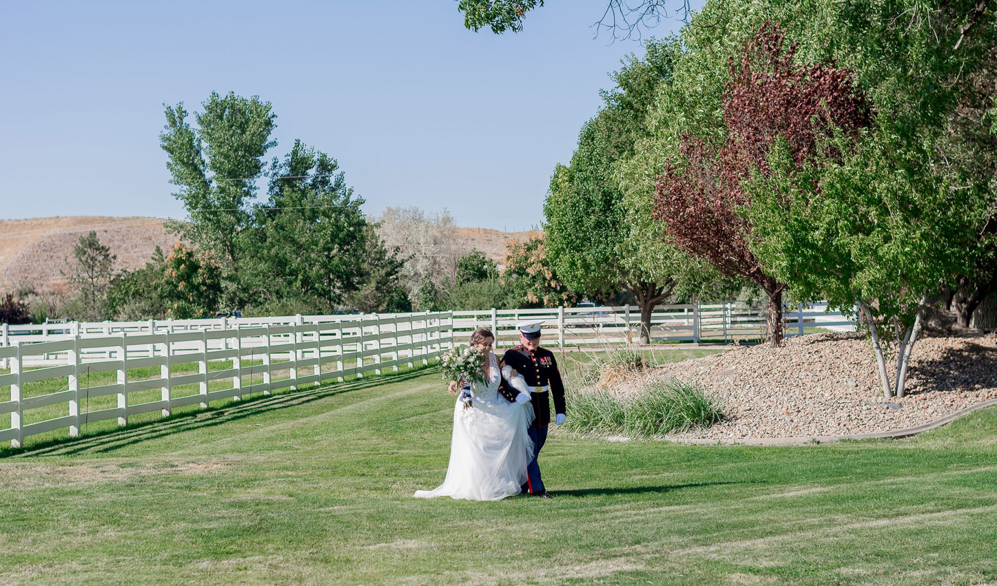 Triple J Ranch Wedding, New Mexico