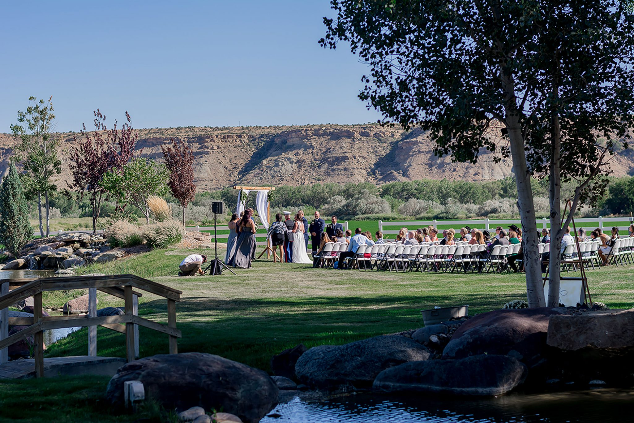 Triple J Ranch Ceremony, New Mexico
