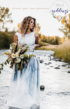 April's Garden Weddings - Durango Colorado floral designer