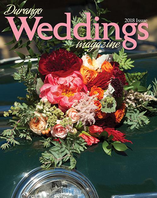 Durango Wedding Magazine - 2018 issue