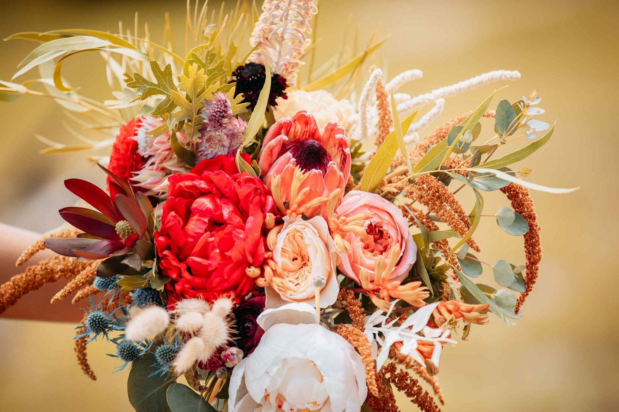 Bridal Bouquet by Adela Floral