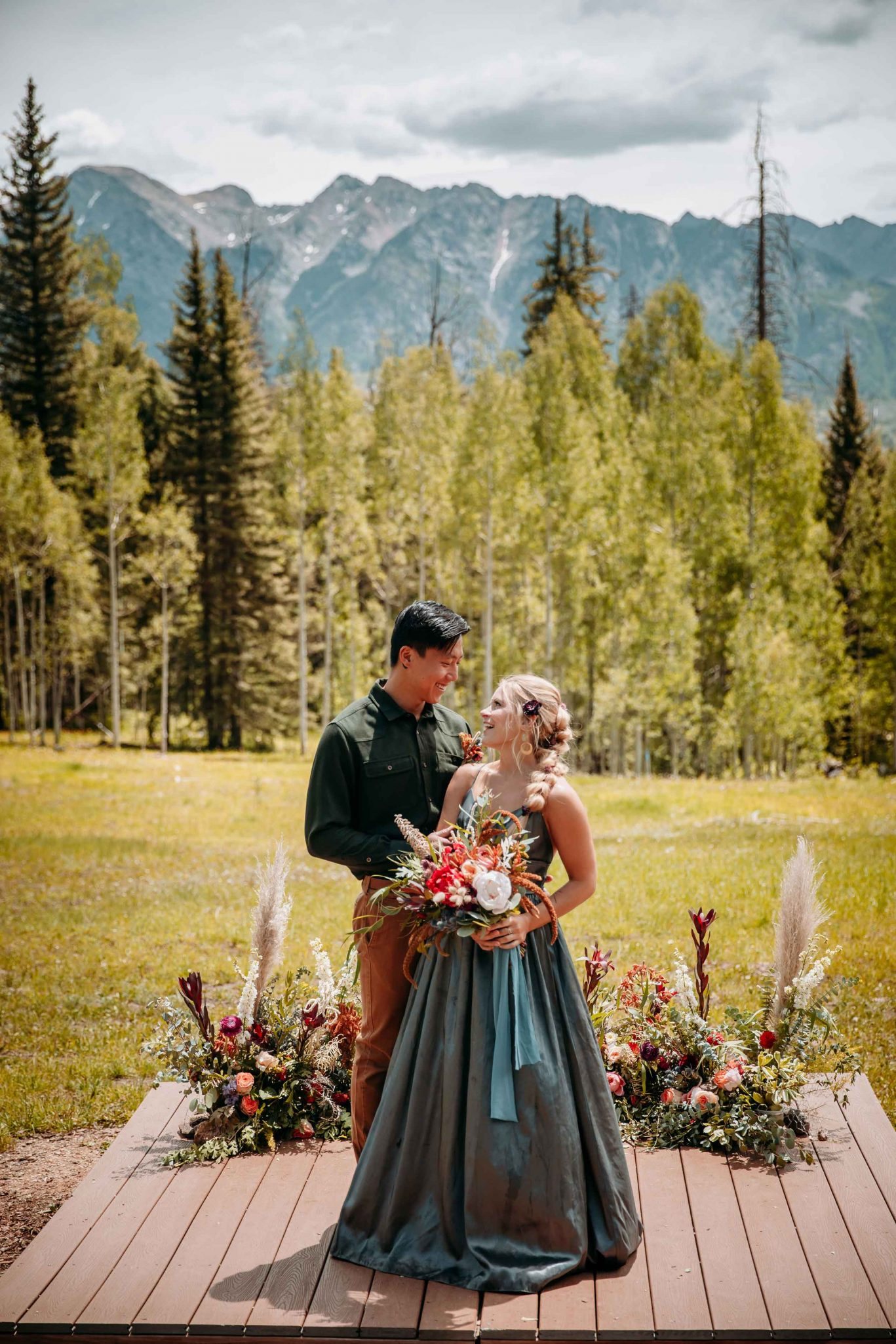 Cascade Village Durango Styled Shoot