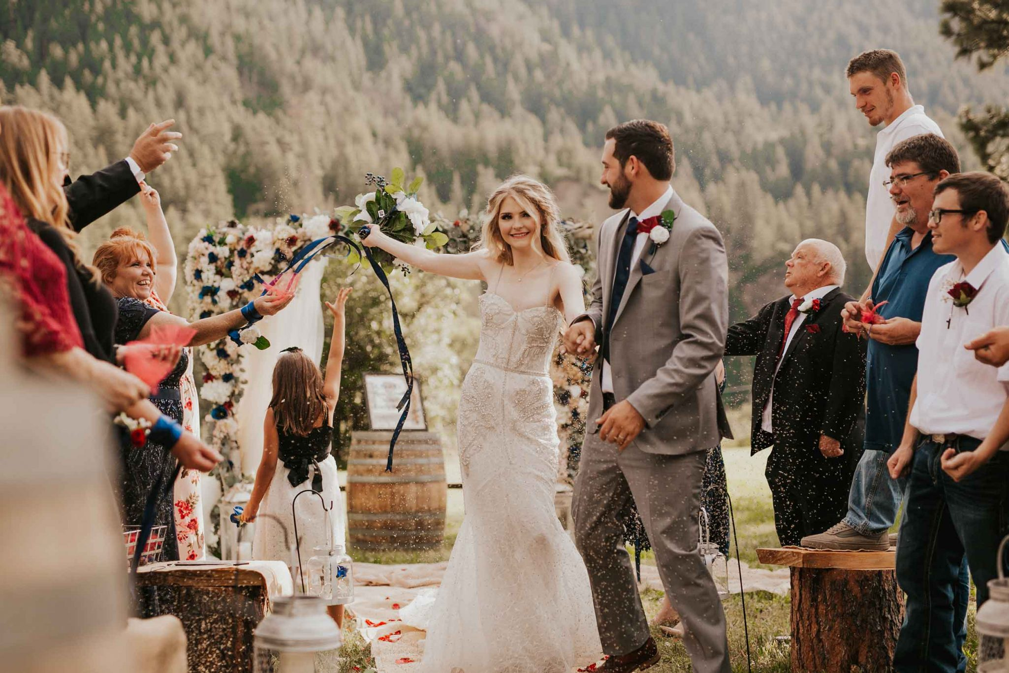 Newly married in Pagosa
