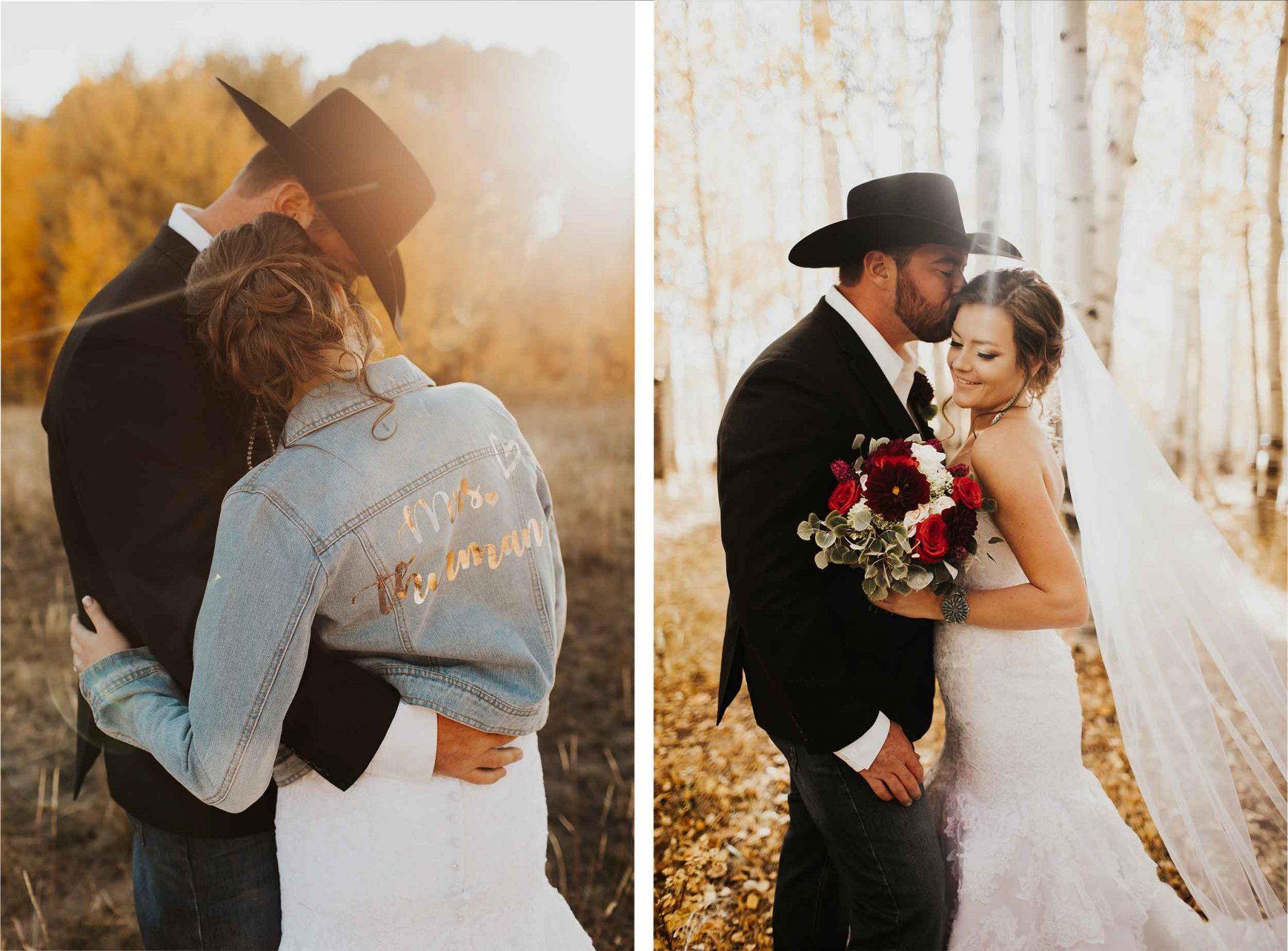 Ranch wedding at Double R Ranch, Mancos, Colorado