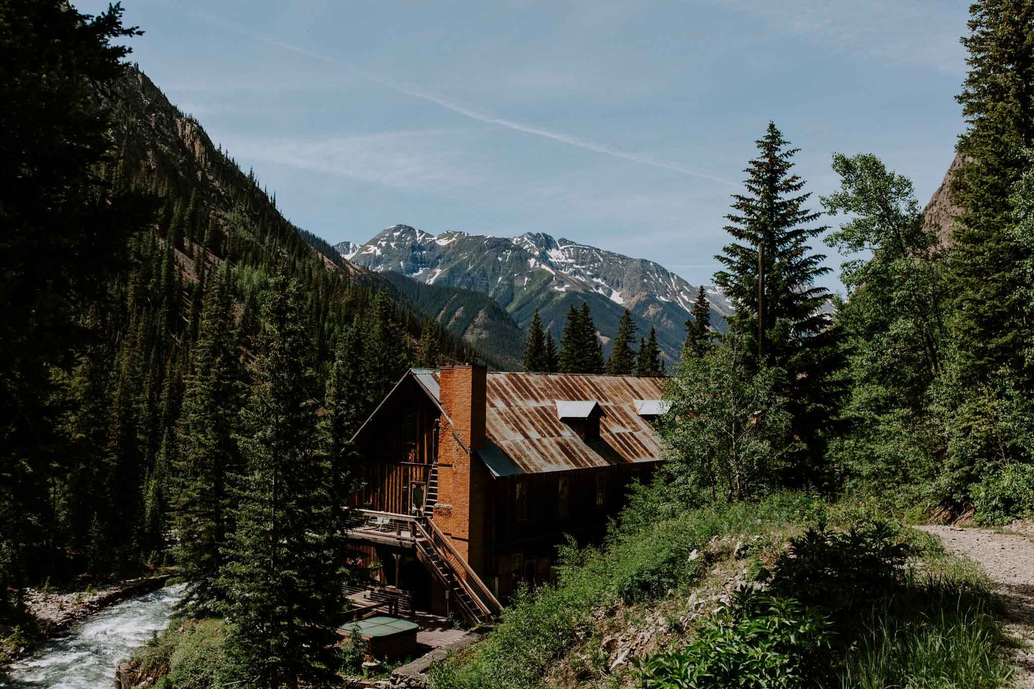 An Historic Mountain Lodge Wedding in Silverton