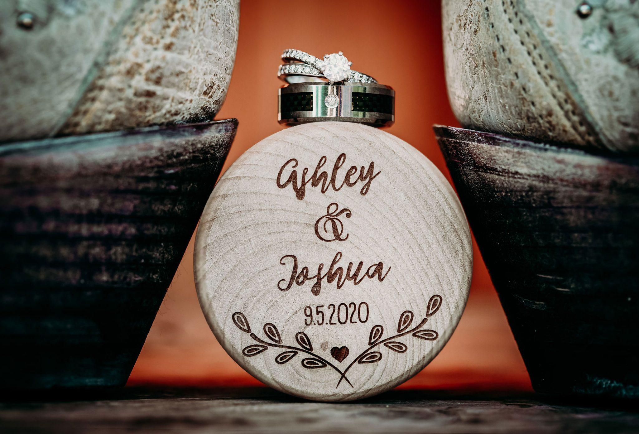 ashley & josh wedding