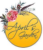 Aprils Garden wedding florist