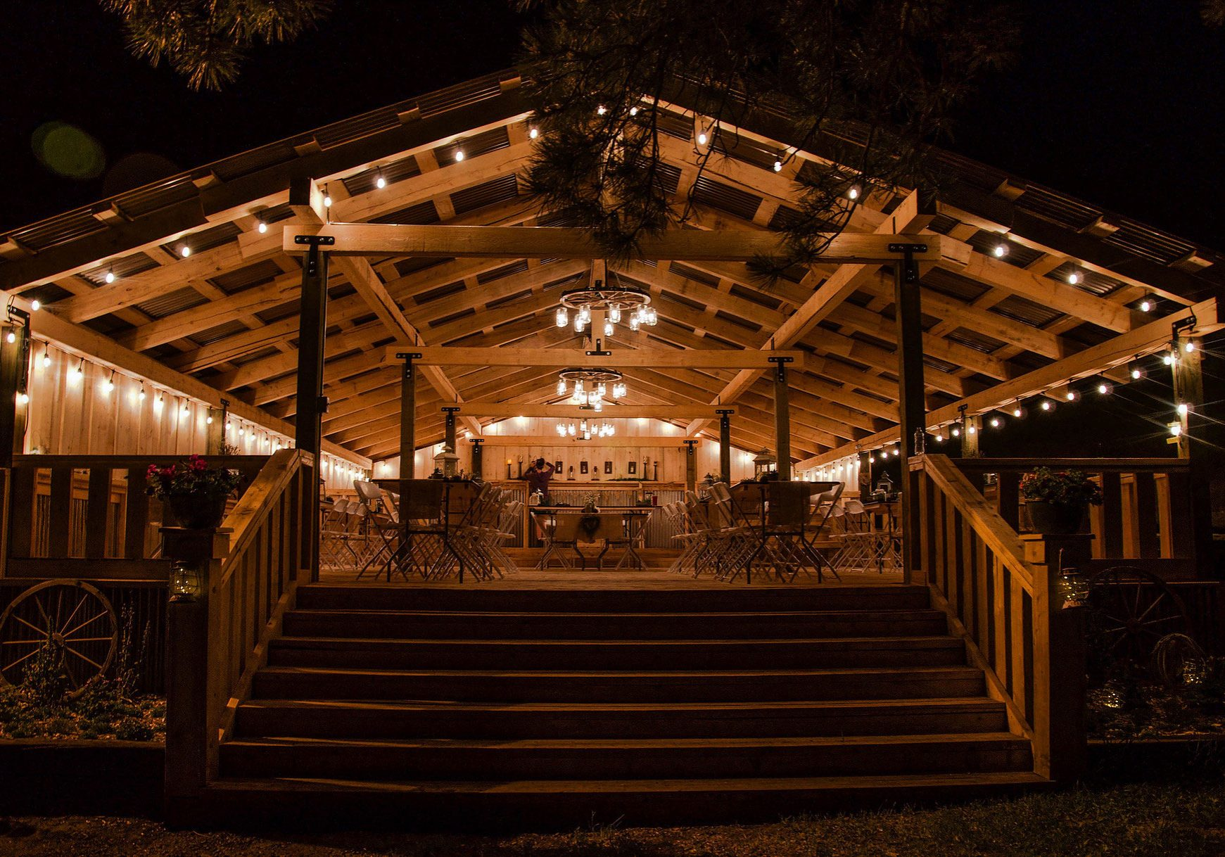 Paradise Ranch, Pagosa Springs Colorado Wedding Venue