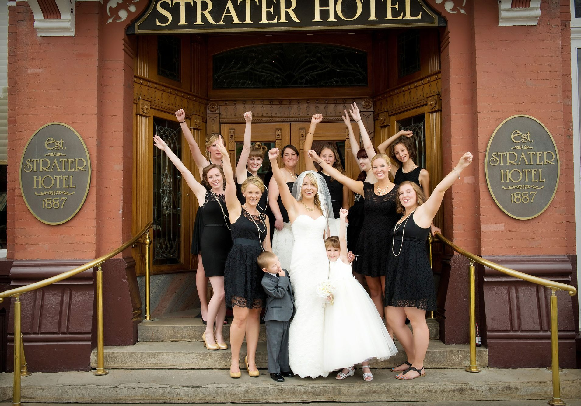 Strater Hotel Weddings, Durango, Colorado