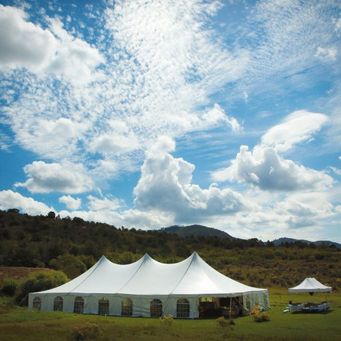 Durango Party Rental, Wedding