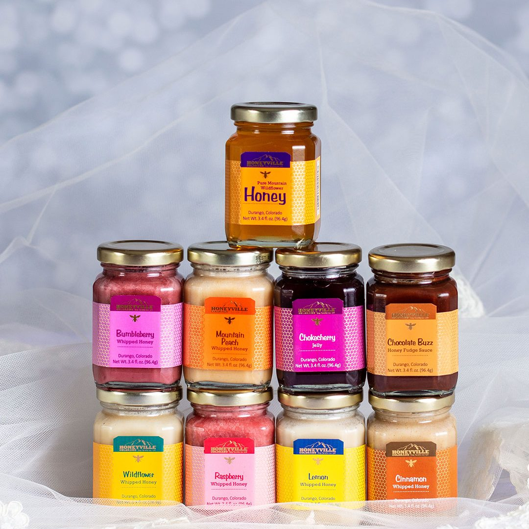 Honeyville Wedding Favors